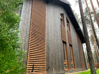 Каркасный дом по проекту КД 072 в КП Репино Парк, Выборгский район