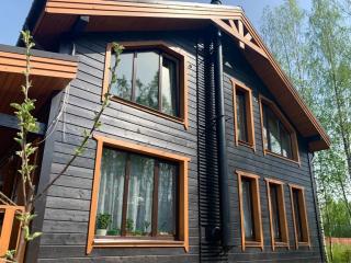 Изменённый проект каркасного дома КД 033 в КП «Кокосы», Всеволожского района