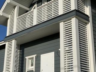 Каркасный дом по индивидуальному проекту в комплектации «С отделкой + Инженерный пакет», в КП «Изумрудный Город», д. Нелаи